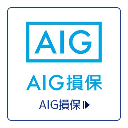 AIG損害保険のご契約